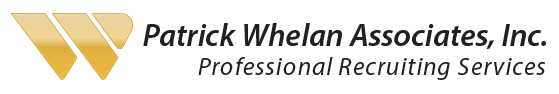 Patrick Whelan Associates Mobile Logo